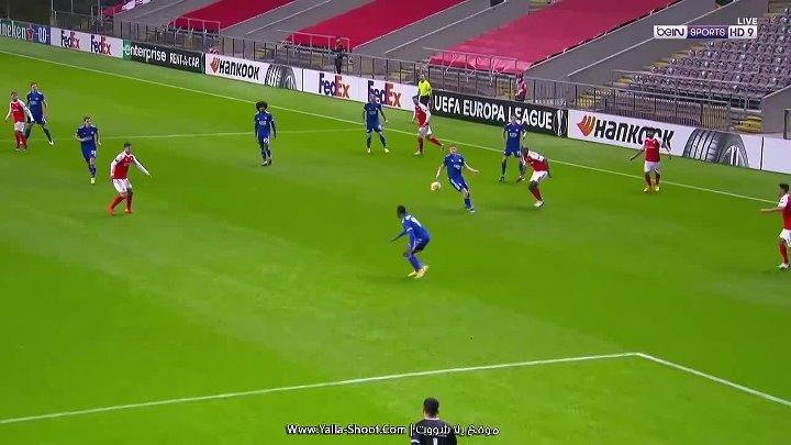أهداف مباراة سبورتينغ براغا وليستر سيتي 3-3 بتاريخ 2020-11 ...